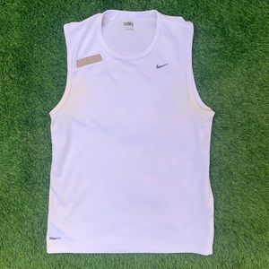 Nike Fit Athletic Tank Top Size Small